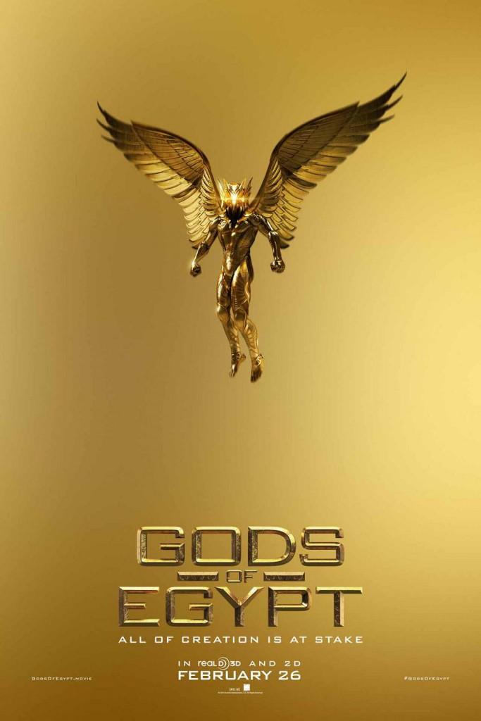 Gods of Egypt Trailer & Poster 7