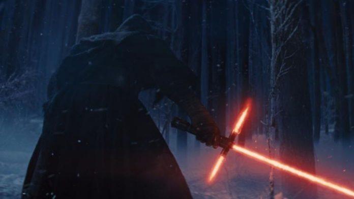 Star Wars Episode VII Lichtschwertkämpfe