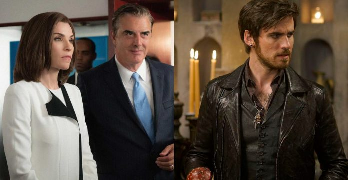 The Good Wife Once Upon a Time Staffel 5 Quoten