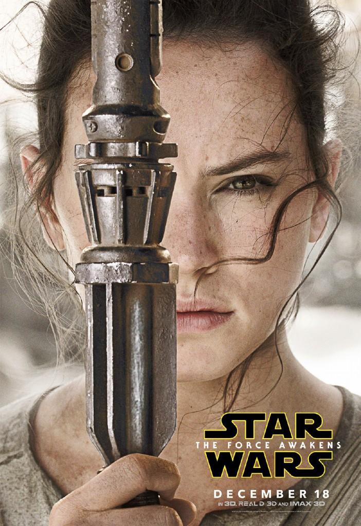 Star Wars Episode VII Charakterposter 2