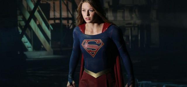 """US-Einschaltquoten: """"Supergirl"""" fällt, aber bleibt stark"""
