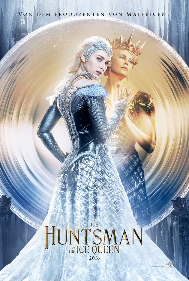 The Huntsman and The Ice Queen Trailer Poster 3