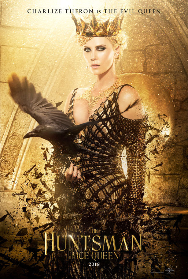 The Huntsman and The Ice Queen Trailer Poster 1