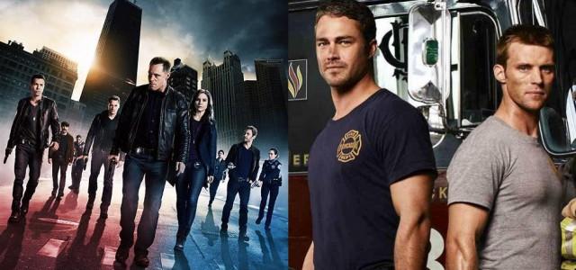 """NBC verlängert """"Chicago Fire"""" und """"Chicago P.D."""" um Staffeln 5 und 4"""