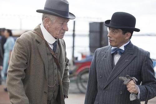 Mr. Holmes (2015) Filmbild 2