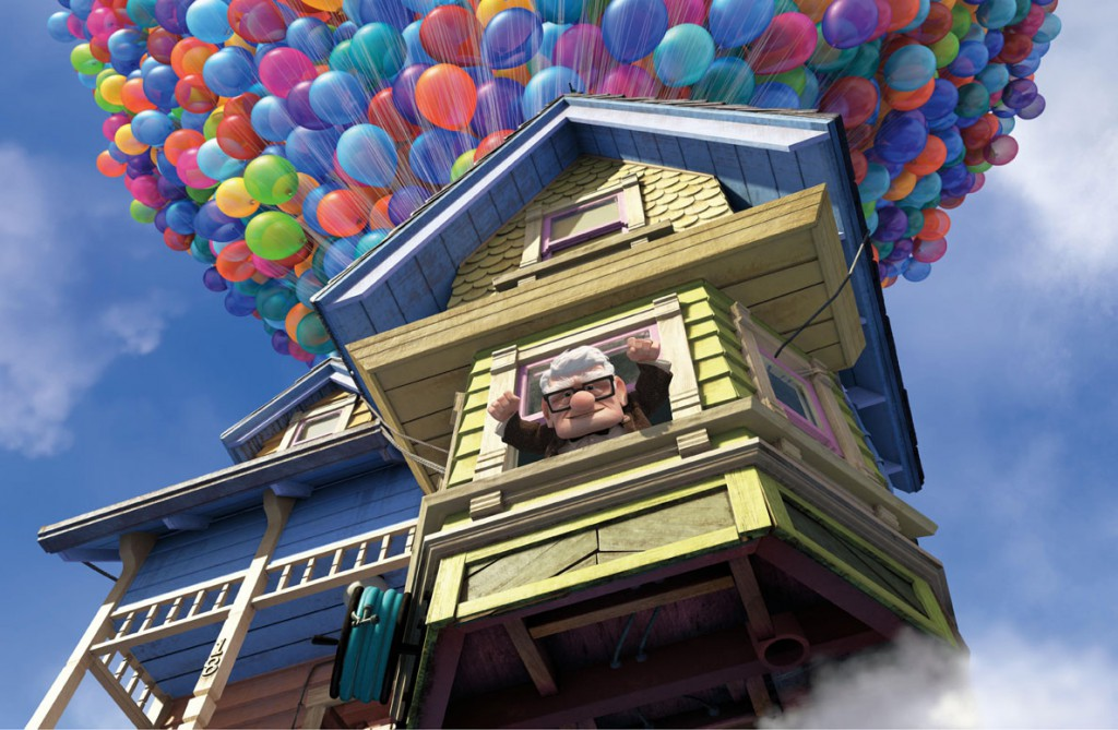 Pixar Theory Toy Story 3 Oben Foto
