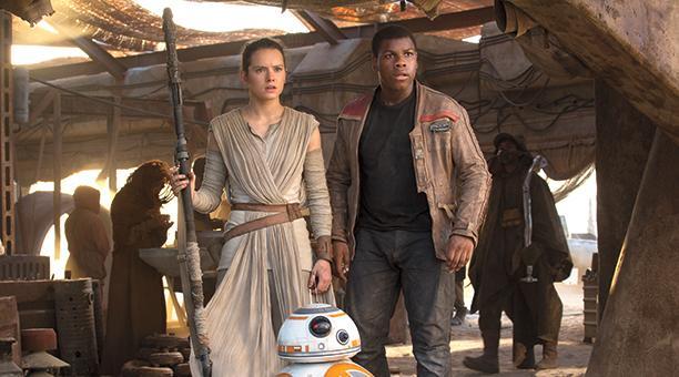 Star Wars Das Erwachen der Macht Laufzeit Details