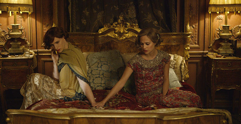 The Danish Girl (2015) Filmbild 2