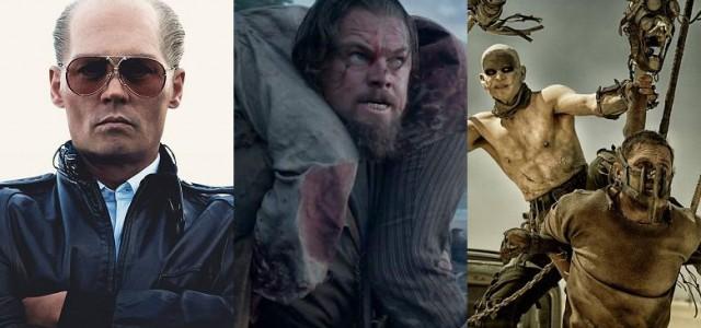 """Black Mass und Mad Max unter den Oscar-Finalisten für """"Bestes Makeup"""""""
