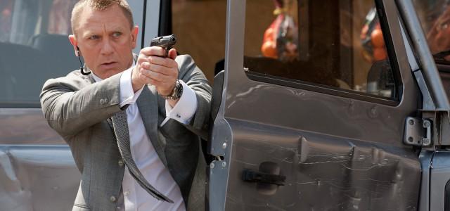 James Bond 25: Die erste Vorarbeit beginnt im Frühjahr 2016