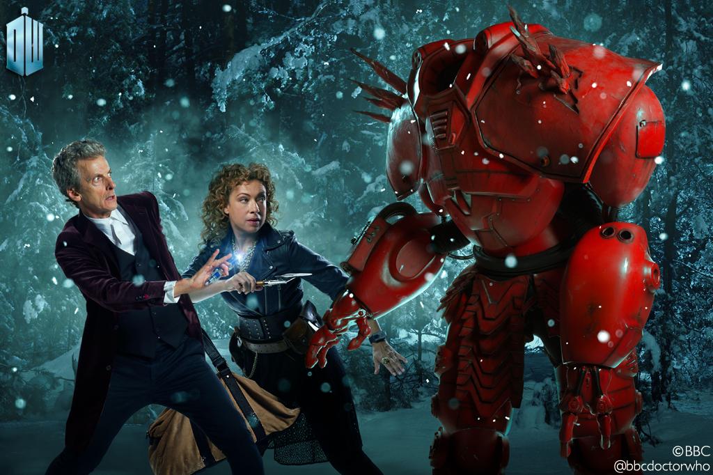 Doctor Who Weihnachtsspecial Bild 1