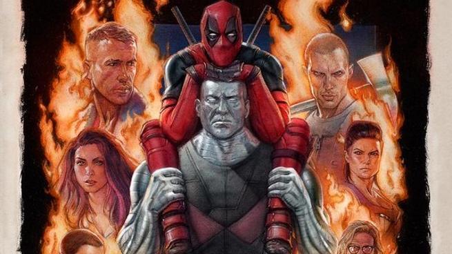 Deadpool Abspann Szene