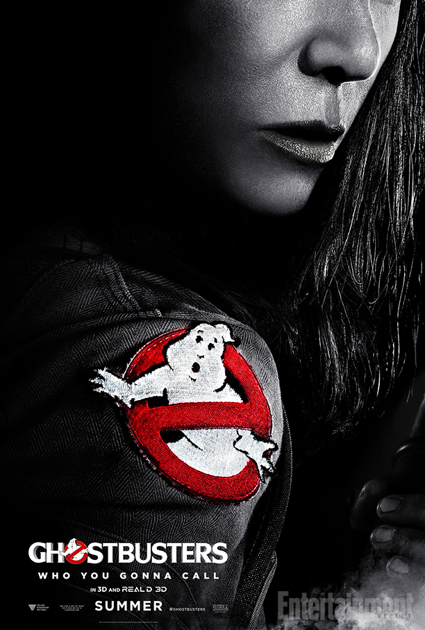Ghostbusters Reboot Poster 1