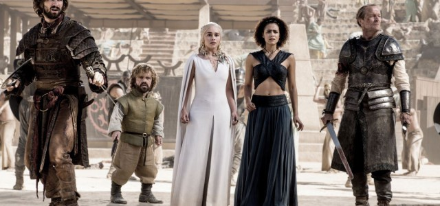 """Game of Thrones"" Staffel 5: Deutsche Free-TV-Premiere ab Februar bei RTL II"