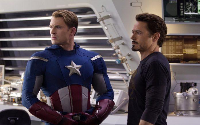 Iron Man 4 Captain America