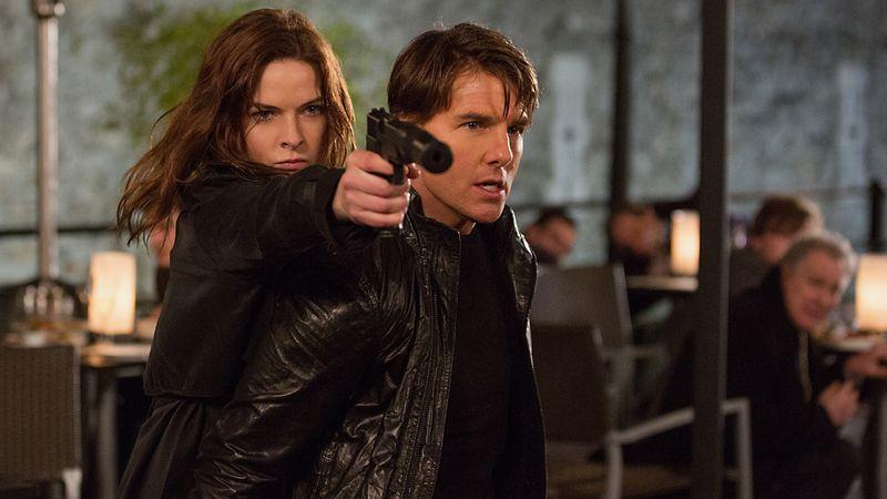 Mission Impossible 6 Dreharbeiten