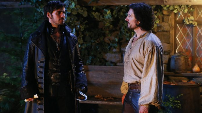 Once Upon a Time Staffel 5 Midseason Finale