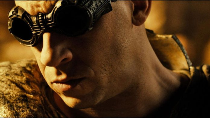 Riddick 4 R Rating