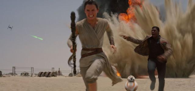 Diese Star-Wars-Stars sind in Das Erwachen der Macht zu hören!