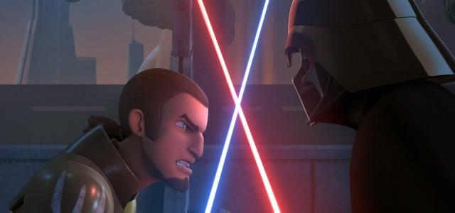 """Star Wars Rebels"": Staffel 3 ist bestellt!"