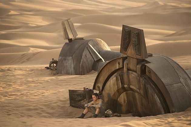Star Wars Das Erwachen der Macht (2015) Filmbild 3