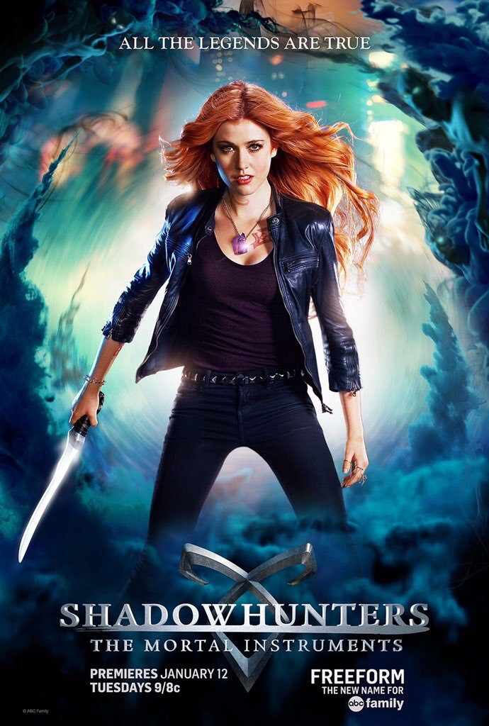 Shadowhunters Start Poster 7