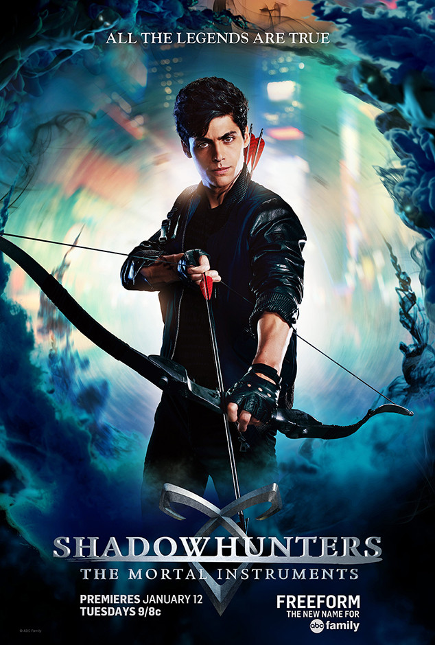 Shadowhunters Start Poster 6