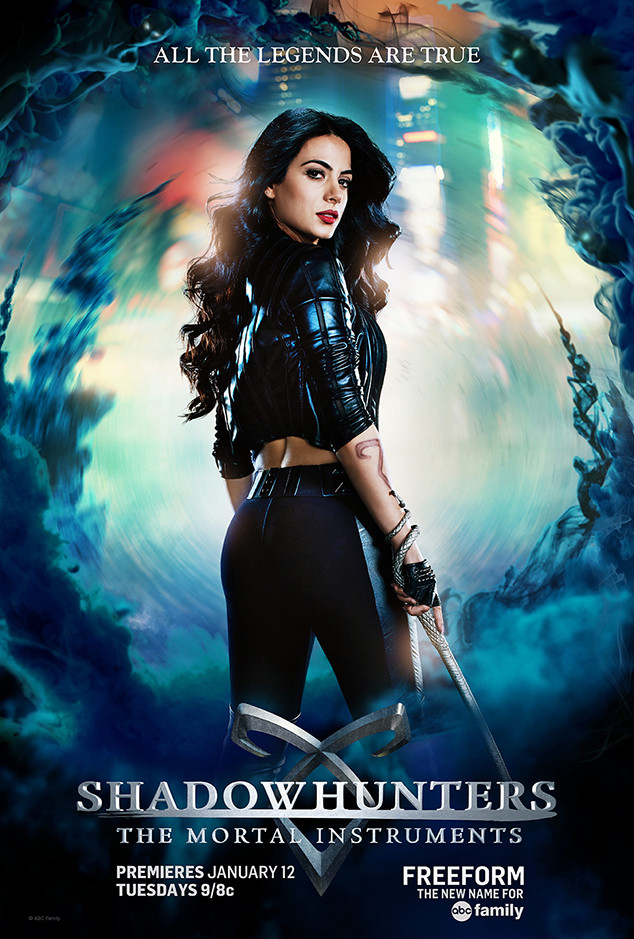 Shadowhunters Start Poster 3