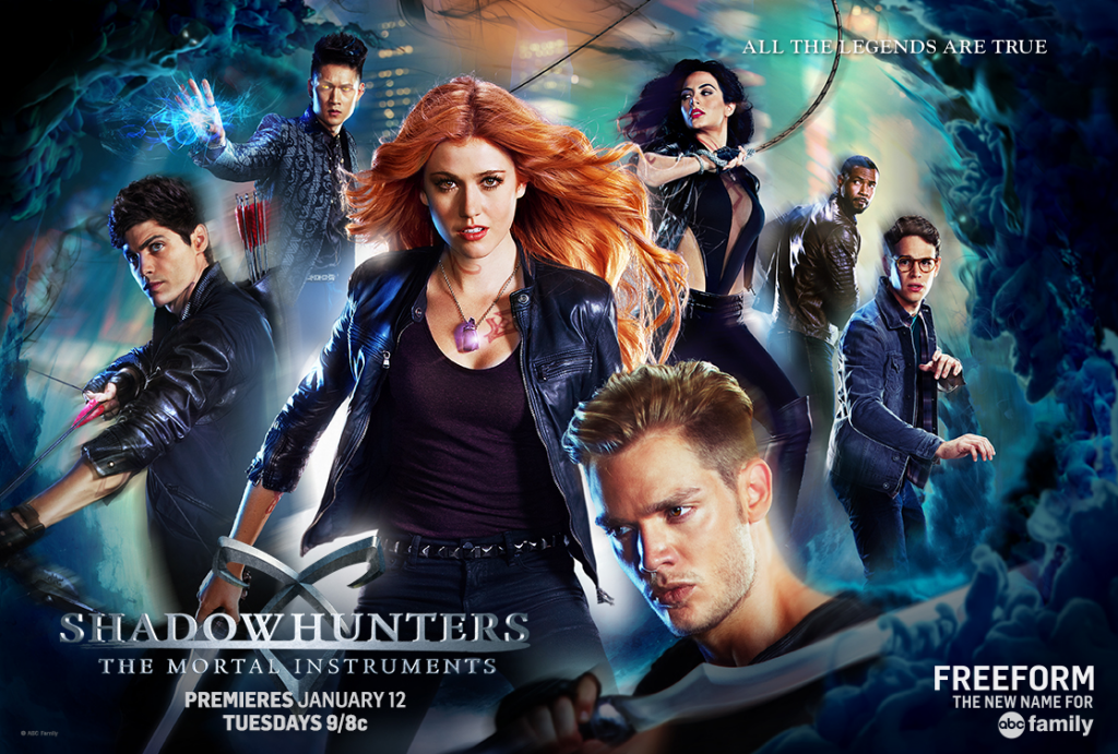 Shadowhunters Start Poster 8