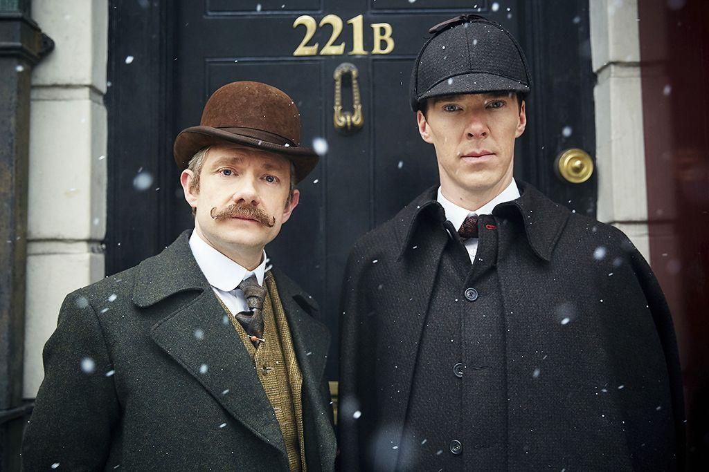 Sherlock The Abominable Bride Trailer Bilder 7