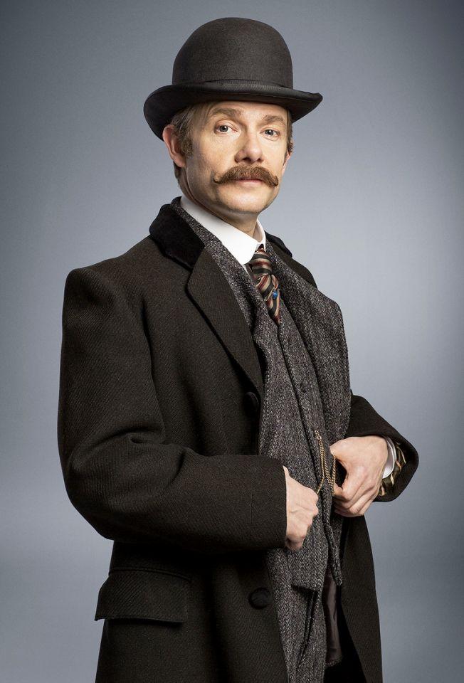 Sherlock The Abominable Bride Trailer Bilder 5