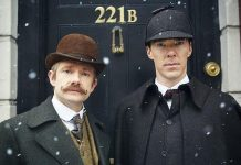 Sherlock The Abominable Bride Trailer