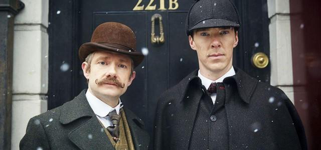 """""""Sherlock: The Abominable Bride"""": Neuer Trailer, Featurette und Fotos"""