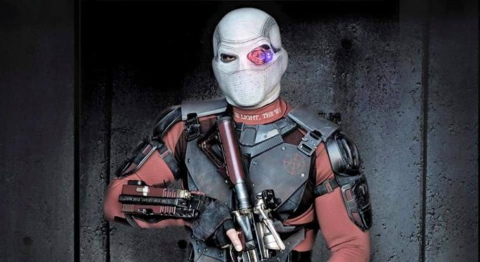 Batman Deadshot Will Smith