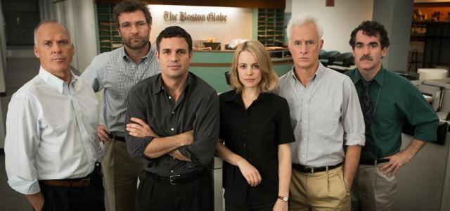 """Drei Filmkritikerverbände prämieren Spotlight als """"Besten Film"""" 2015"""