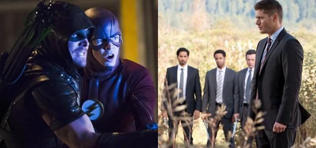 """US-Einschaltquoten: """"Arrow"""" und """"Supernatural"""" mit starken Zahlen"""