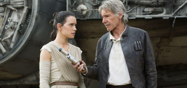 Star Wars: Das Erwachen der Macht: Neue Fotos zeigen Kylo Ren, Han Solo
