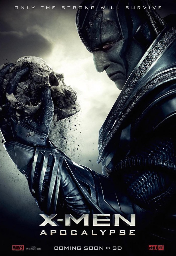 X Men Apocalypse Trailer & Poster
