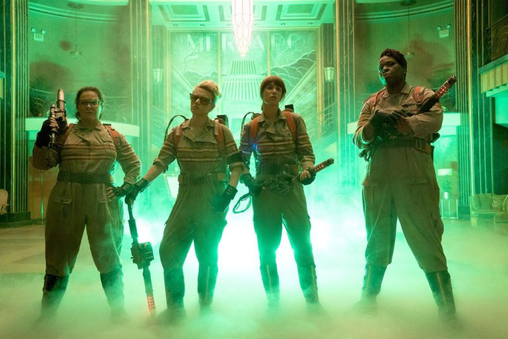 Ghostbusters 2016 Foto