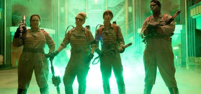 Ghostbusters: Neues Foto aus dem Reboot zeigt die Geisterjägerinnen