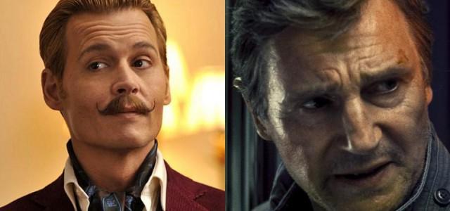 Sind das die 10 überbezahltesten Schauspieler Hollywoods?