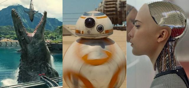 """Zehn Filme kommen in die Vorauswahl für den """"Beste visuelle Effekte""""-Oscar"""