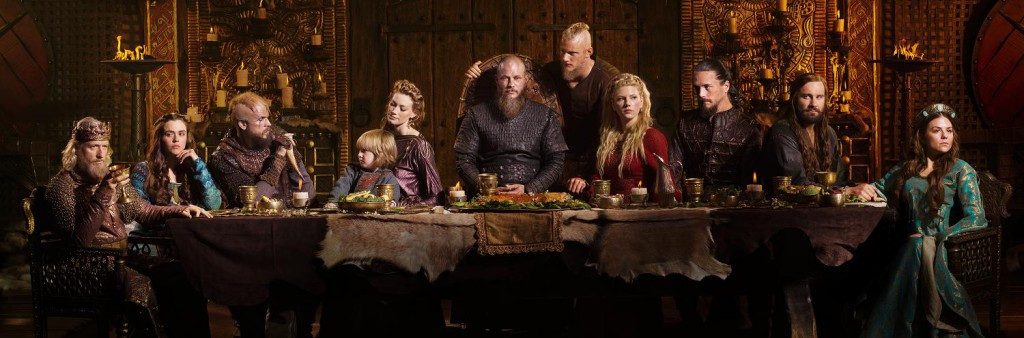 Vikings Staffel 4 Start Banner