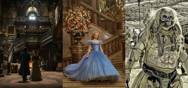 Die Verbände der Szenenbildner und Kostumdesigner nominieren 21 Filme