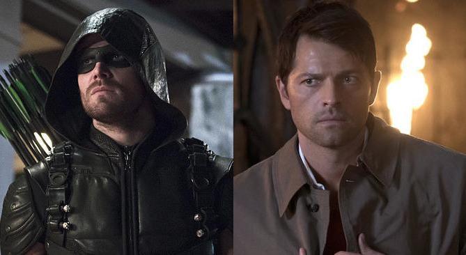 Supernatural Staffel 11 Arrow Staffel 4 Quoten