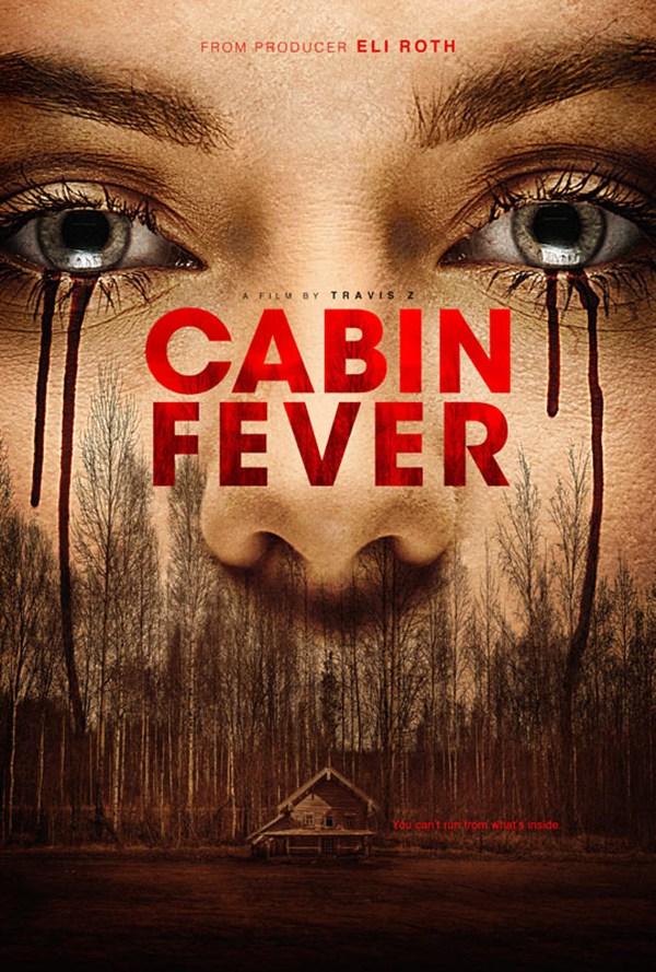 Cabin Fever Remake Trailer und Poster
