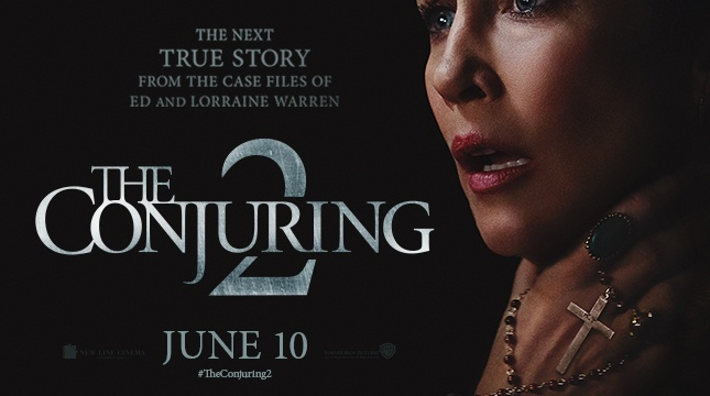 Conjuring 2 Teaser