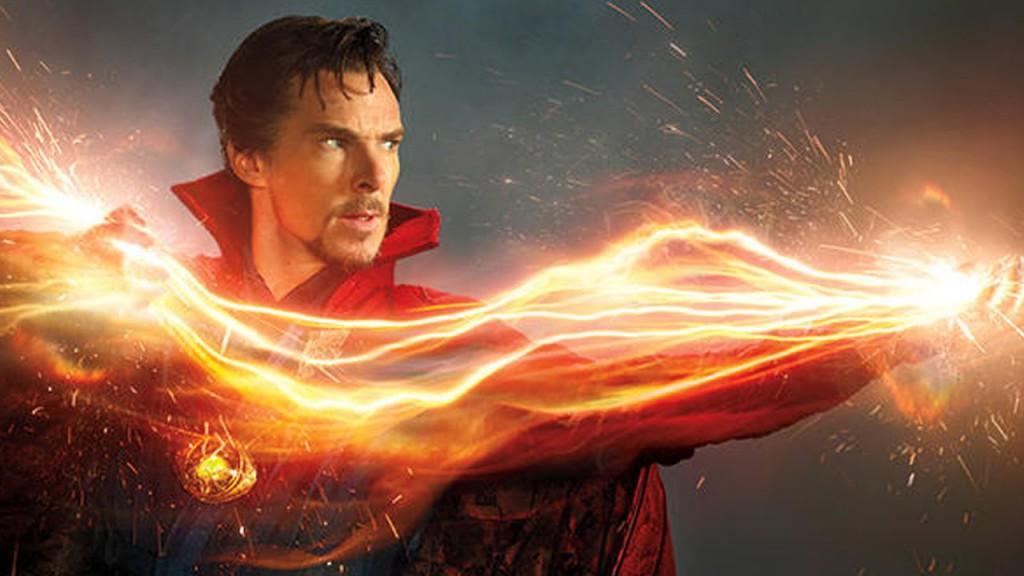 Doctor Strange Wong Cumberbatch