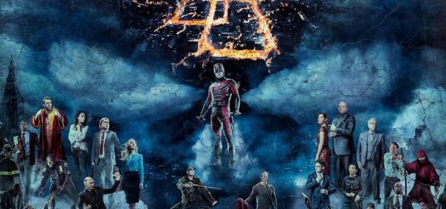"""""""Marvel's Daredevil"""" Staffel 2: Starttermin, Poster und neuer Teaser sind da!"""