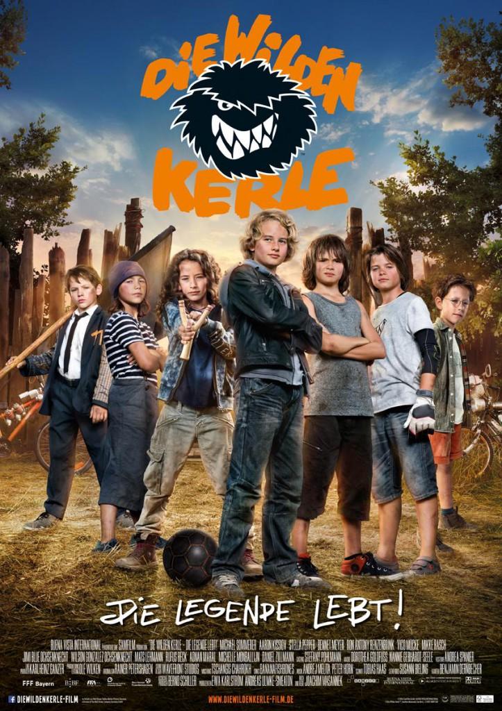 Die Wilden Kerle 6 Trailer Poster Clips